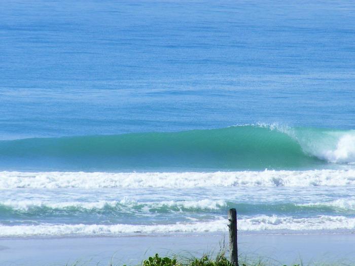 right spot frances, Praia do Frances