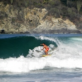 Paddle Board Tube, Zicatela