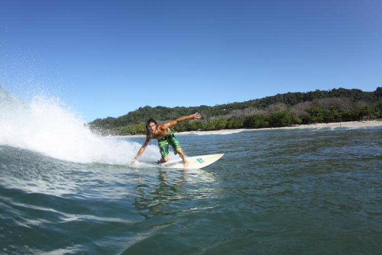 Playa Santa Teresa surf break