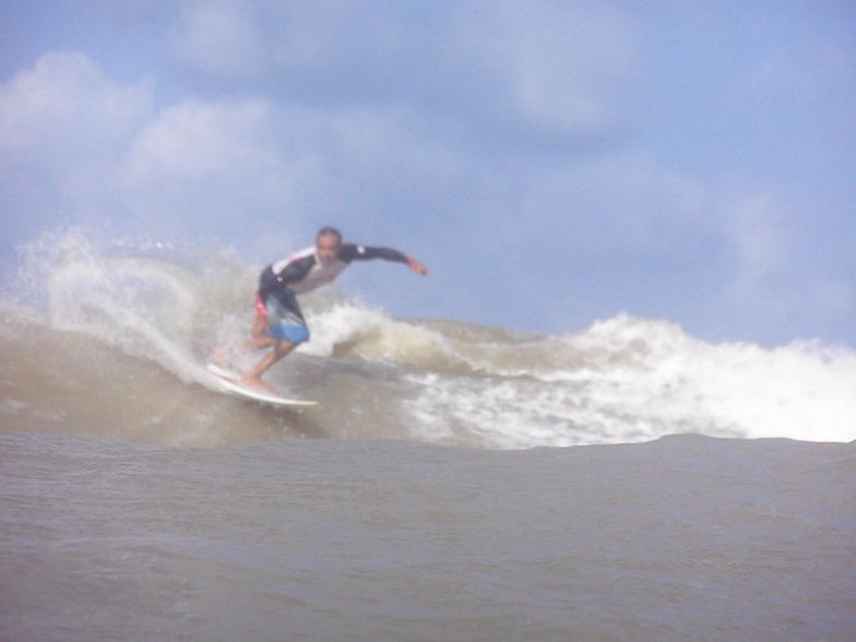 Surf em BF., Pontal (Baia Formosa)