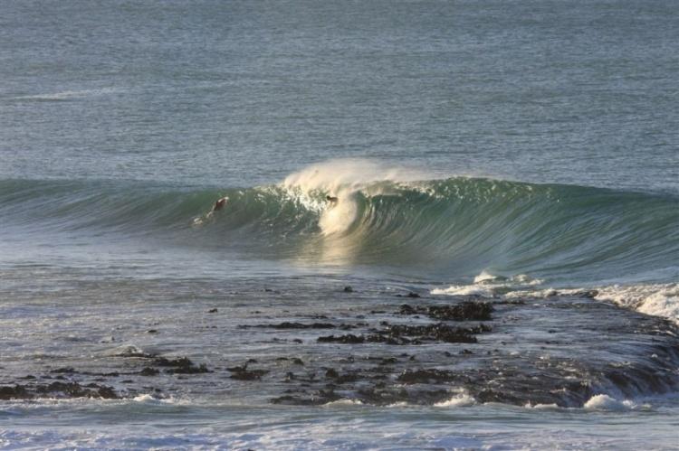 Dinner Plates surf break