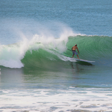 stand up perfection..., Punta Miramar
