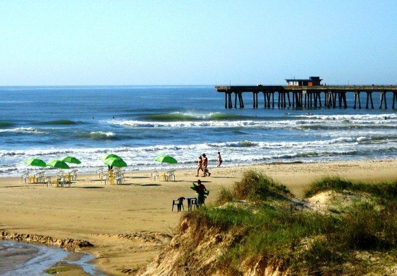 Tramandai surf break