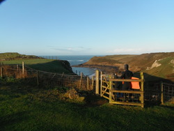what a view, Fall Bay photo