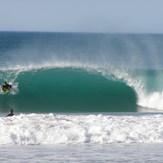 South Oz Beach break perfection, Secret Spot