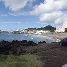 Praia do populo, San Miguel - Populo
