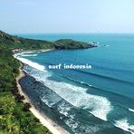 this is view in highreef at menganti beach, Karang Nini