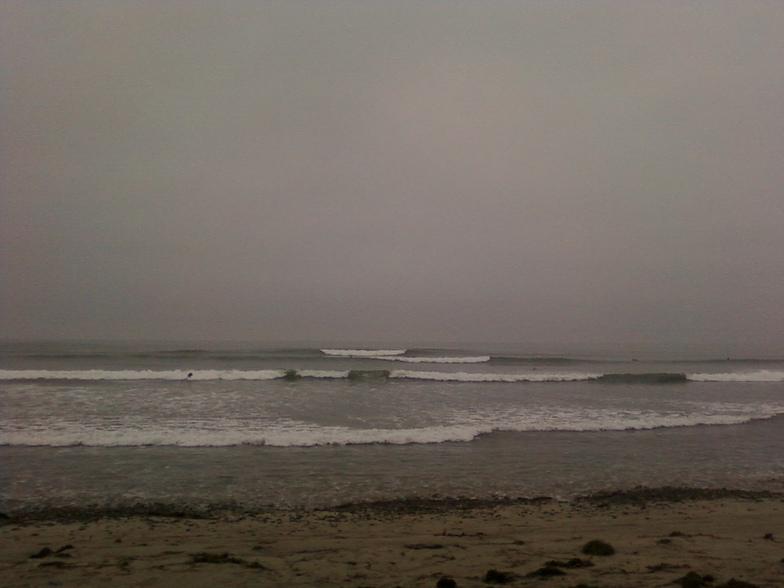 Church surf break