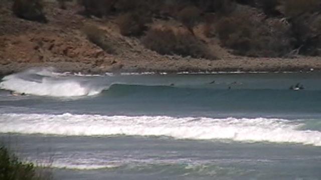 Carlton Rivermouth surf break