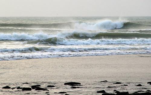 Joe's point, Al Ashkharah (Shipwreck Beach)