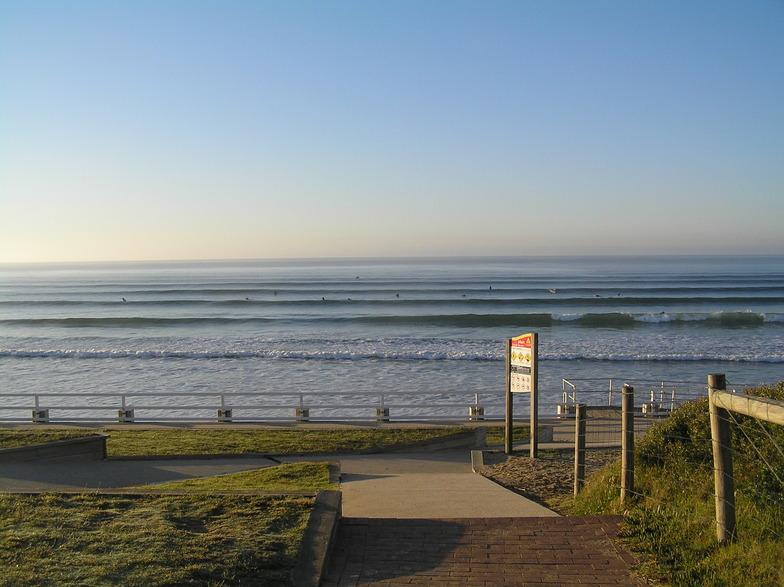 Raffs Beach break guide