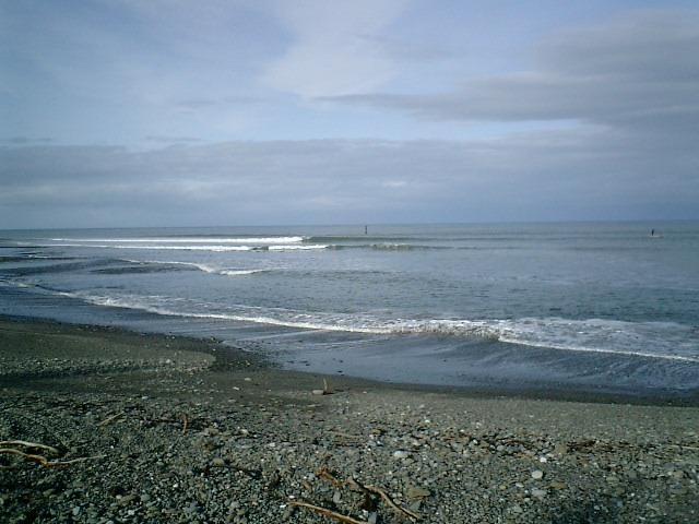 Twin Rivers surf break
