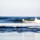NME Surf team rider Robbie Ledbetter, Pacific City/Cape Kiwanda
