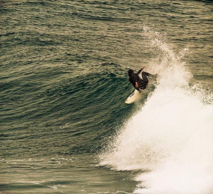 Pacific City/Cape Kiwanda surf break