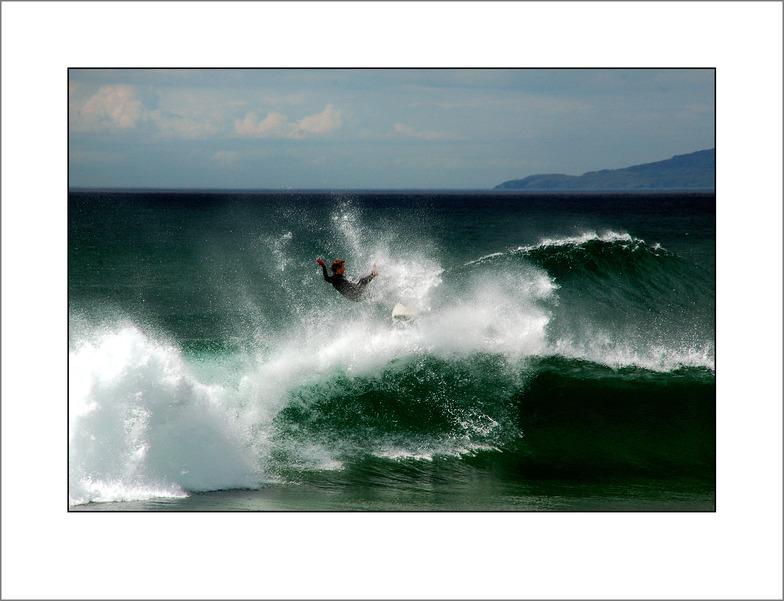 Bundoran surf break