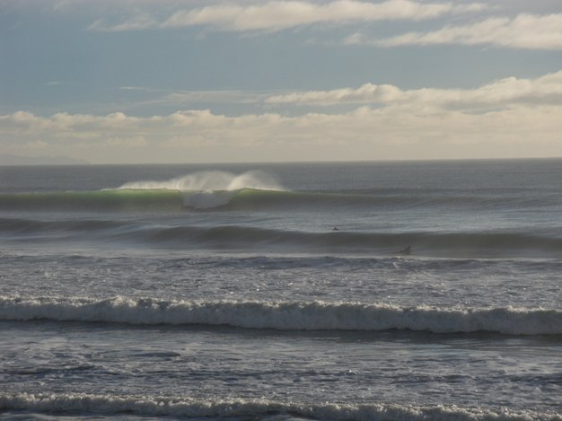 Matata surf break