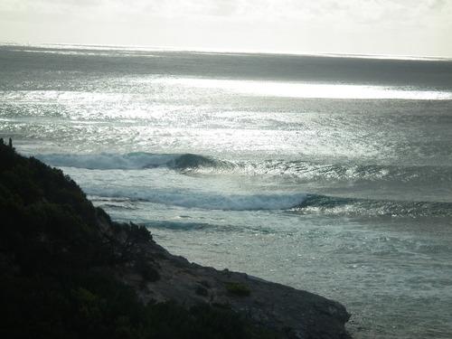 The point, Whites Reef