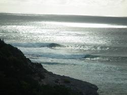 The point, Whites Reef photo
