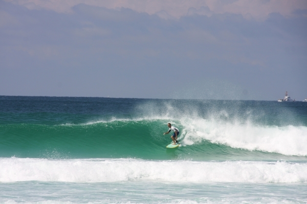 Fort Walton Beach surf break