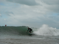 nice little wave., Lauderdale Point photo