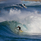 Barrels at the Bra, Maroubra Beach