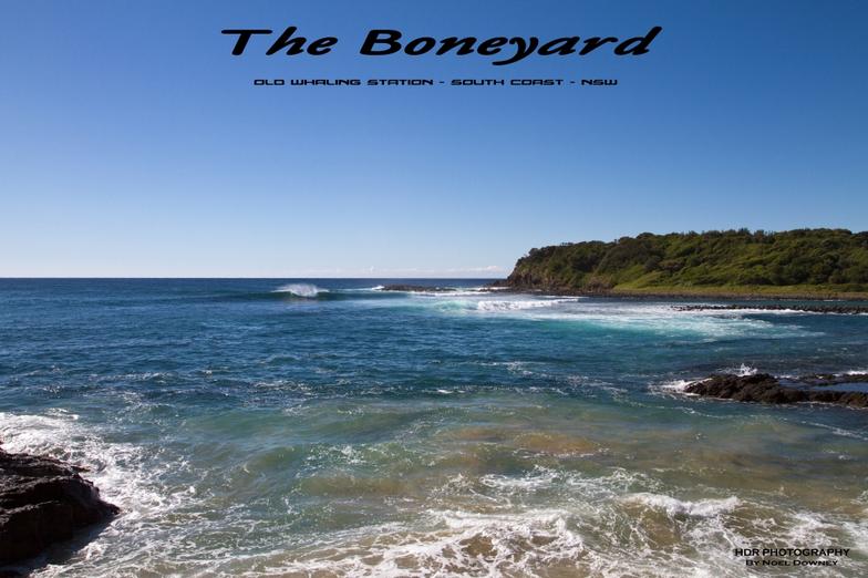 Boneyard break guide
