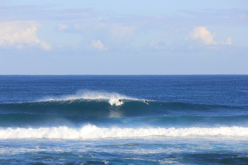 Saturday morning margs, Surfers Point