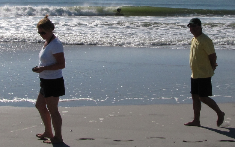38th St Beach surf break