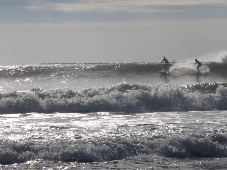 North Jetty surf break