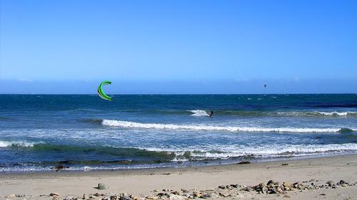 Windy, Topanga Point