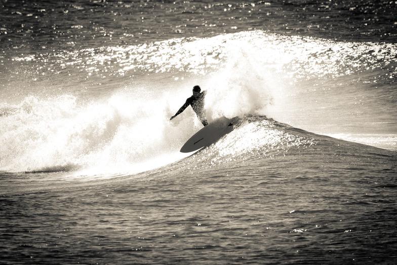 Dixon Park surf break