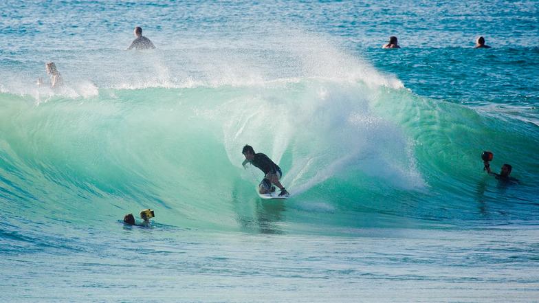 Duranbah surf break
