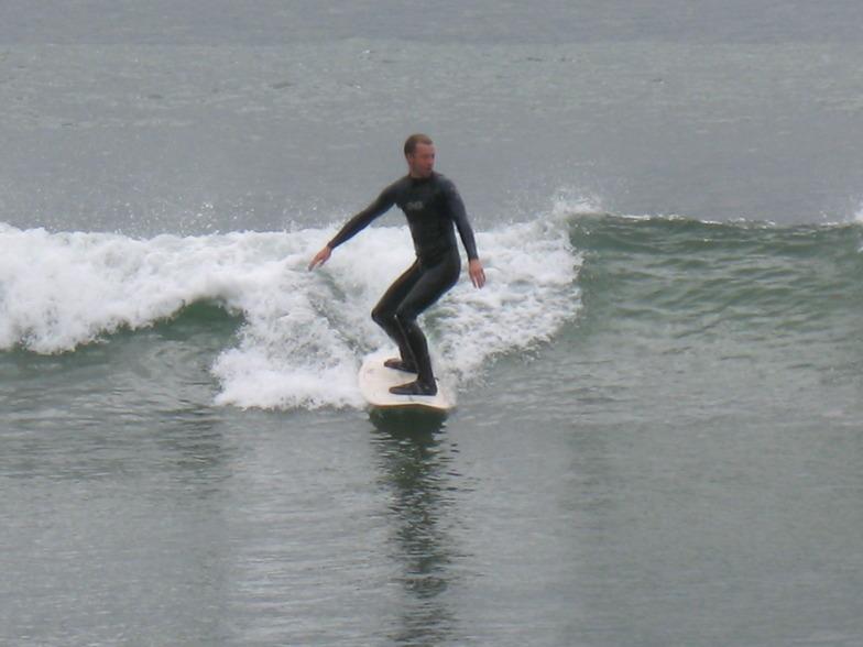 surfer Lehinch (Lahinch)Ireland, Lahinch Strand