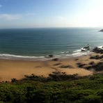 Marloes Sands Panorama