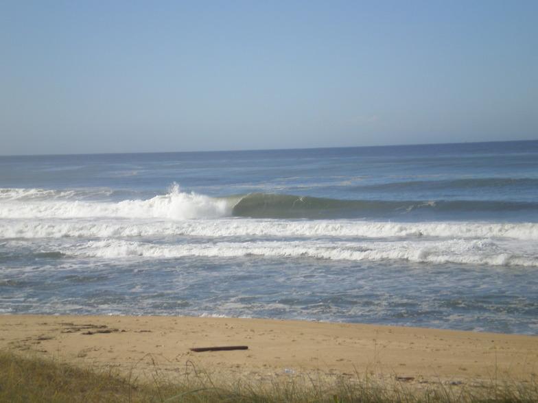 stockton left, Stockton Beach