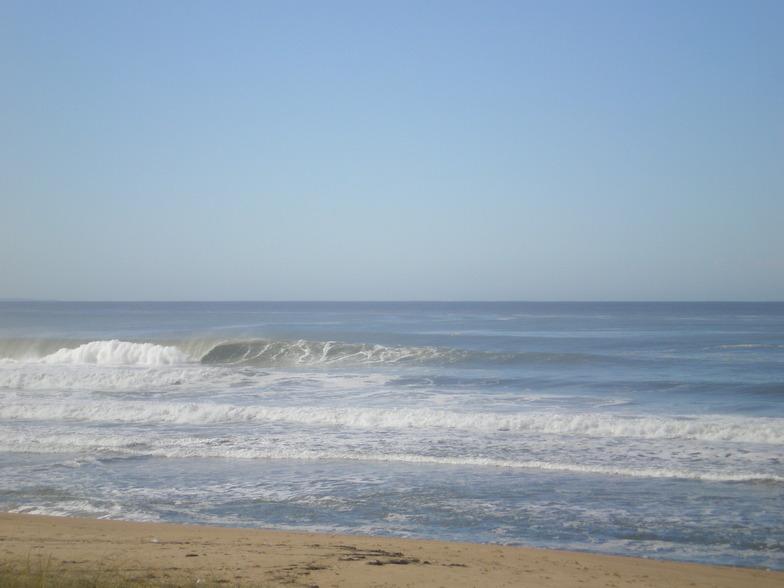 mental home goin off, Stockton Beach