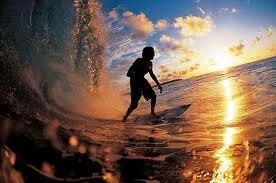 otro día de olas, Benicassim