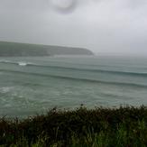 Abermawr summer surf