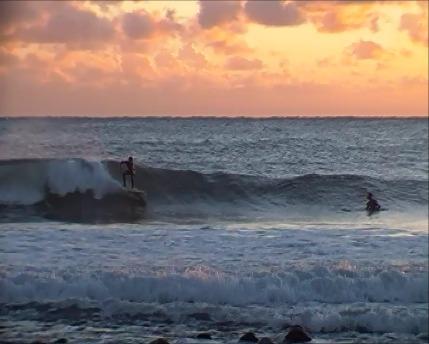 Tam O'Shanter surf break