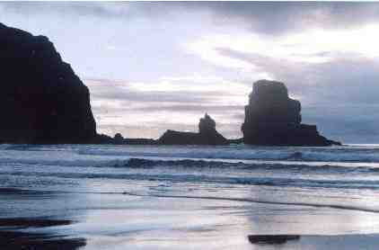Talisker Bay (Skye) surf break