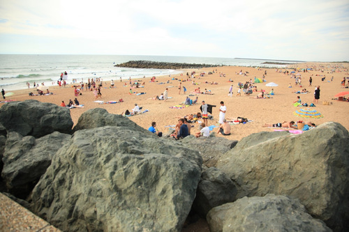 Summer's almost there, Anglet - Les Sables d'Or