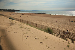 Dune Trespassers, Anglet - La Petite Madrague photo