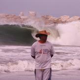 San Mateo beach break