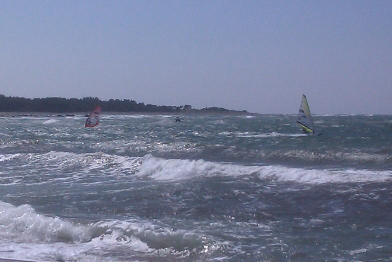 Ristna Hiiumaa Island surf break