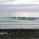 Small Afternoon swell, Schnappers Point