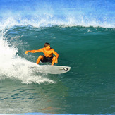 Grande perfection, Playa Grande