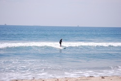 Small Summer Day at Bolsa Chica photo