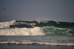buenas olas, Punta Conejo photo