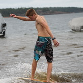 throwing it down in killbear provincial park, Oshawa