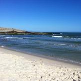 Calm day at Praia da vila